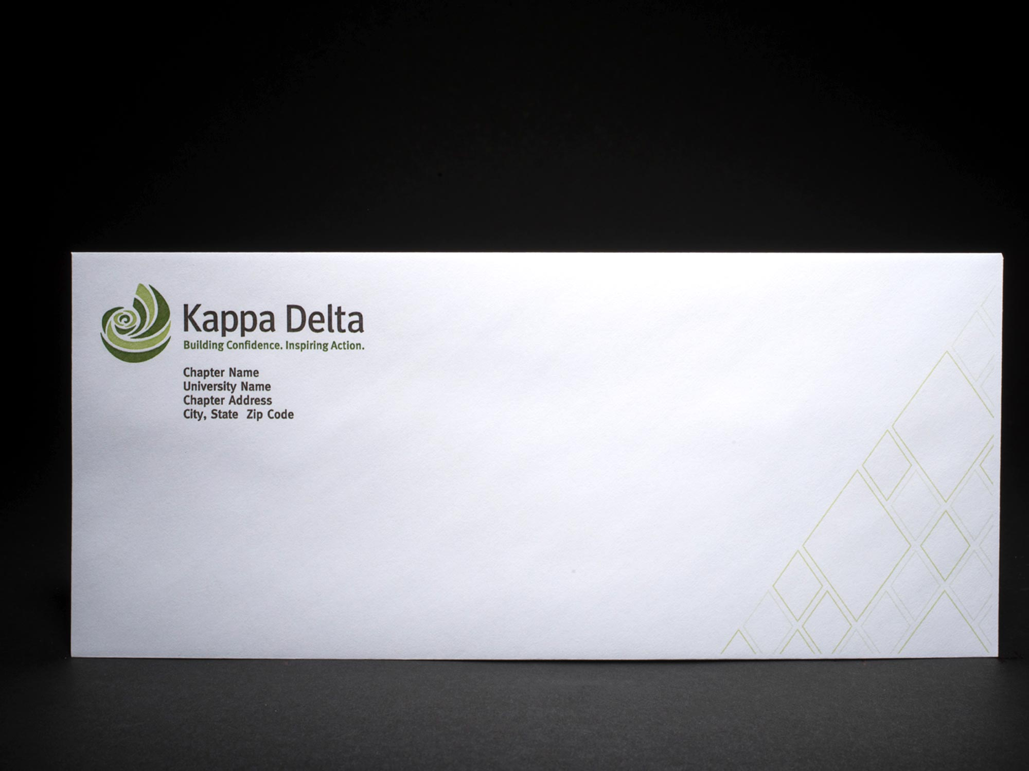 Official Business Envelopes Kappa Delta
